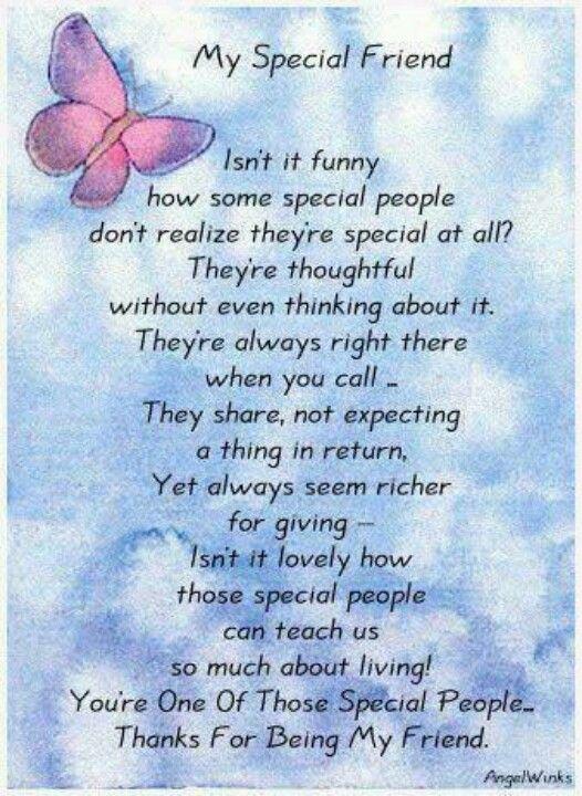 best friend birthday card poems