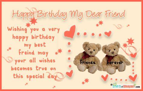 best friend birthday cards for facebook