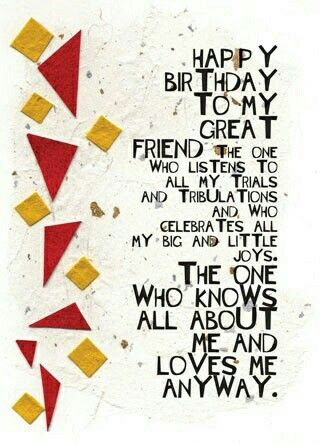 best friend birthday cards sayings