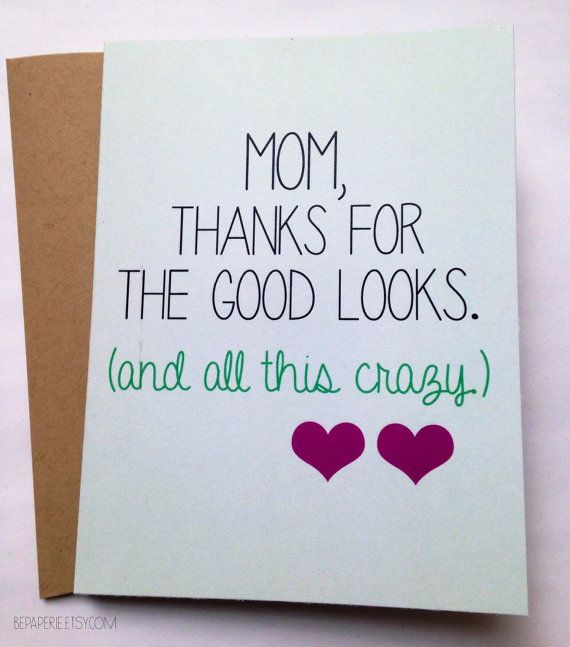 birthday card ideas for mom from daughter