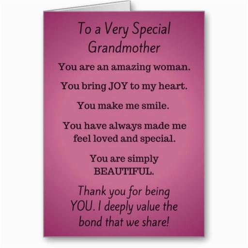 birthday cards for grandma sayings