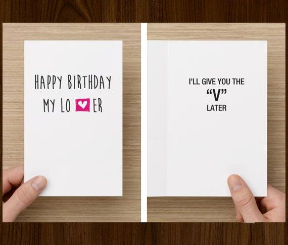 birthday cards for him diy