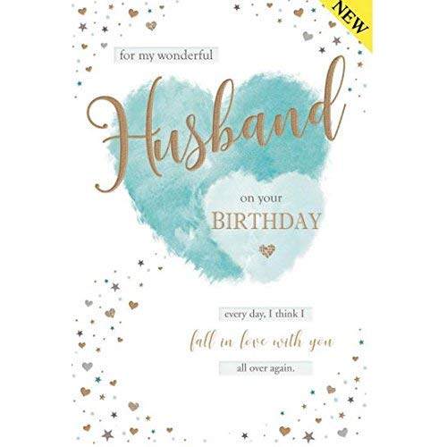 birthday cards for husband uk