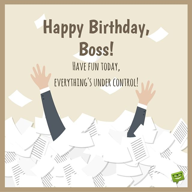 birthday cards for male boss