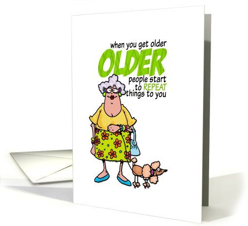 birthday cards for older adults