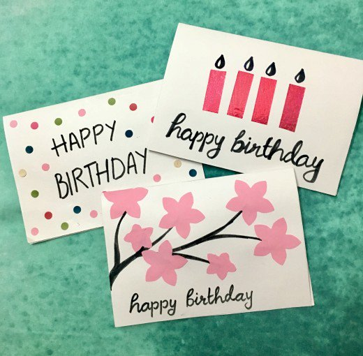 birthday greeting cards for adults