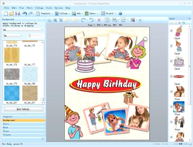 birthday invitations maker download