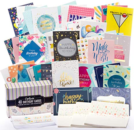 boxed birthday cards recycled paper
