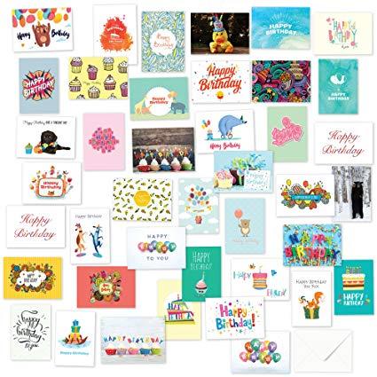 bulk birthday cards online
