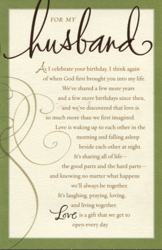 christian birthday cards for husband