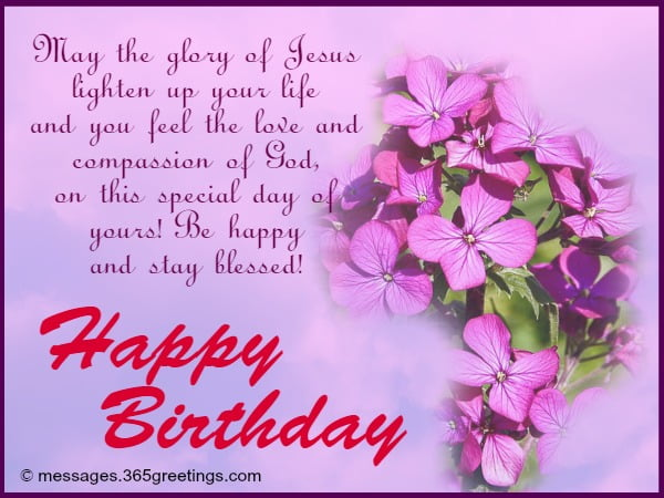 christian birthday cards for sister