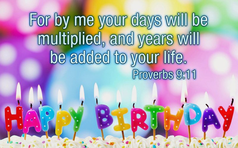 christian birthday wishes and quotes