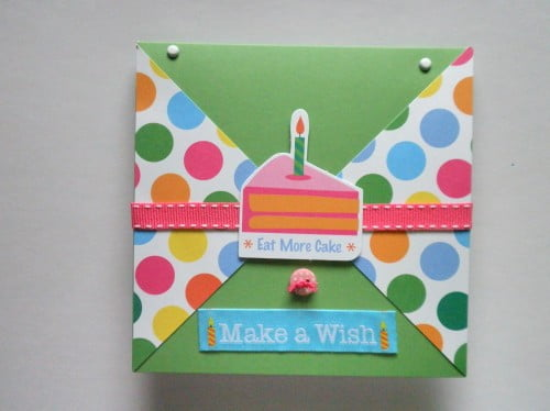 create birthday cards from scratch