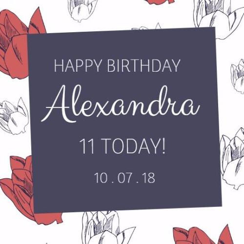 customized birthday cards free