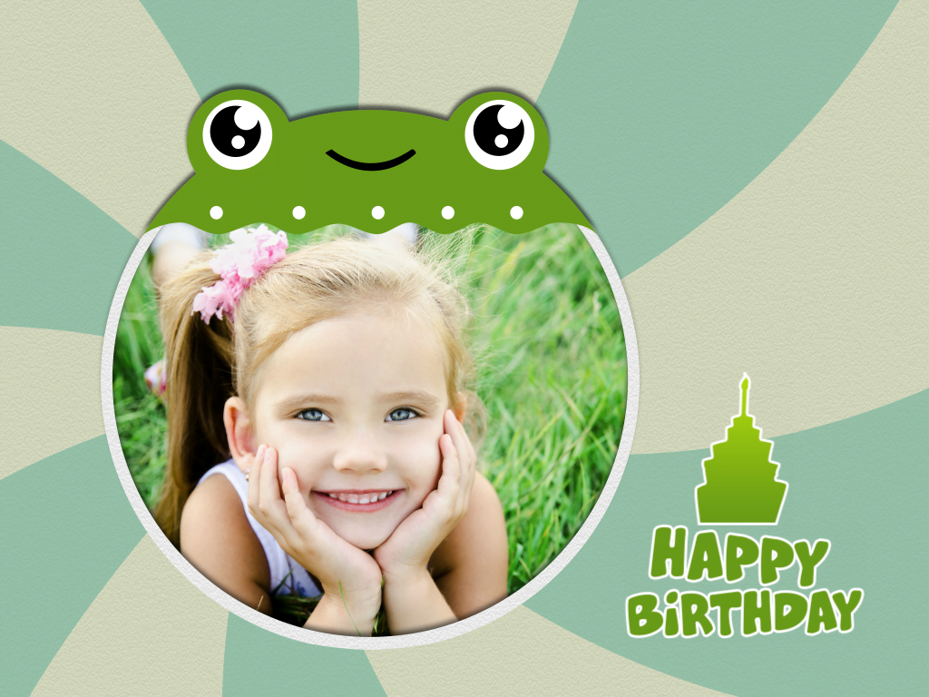 make a birthday card online and print free