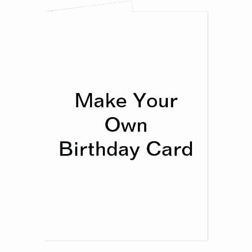 make a birthday card online free printable