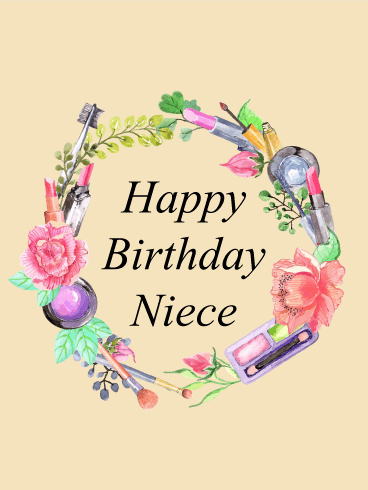 pictures of birthday cards for niece
