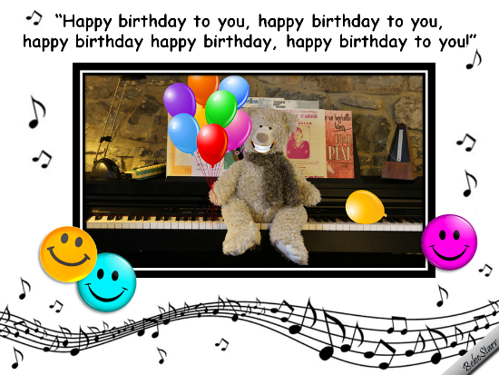singing birthday cards online free